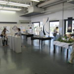 ◆桐文祭の様子 桐文祭展示