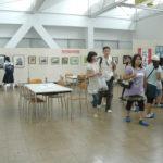 ◆中央公民館で活動している地域の皆様の作品展示の様子