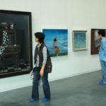 美術科教員の作品展示