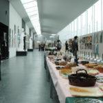 ◆西棟4階 展示ギャラリーの様子