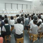 ◆デッサン講座(3日コース)、講評の様子