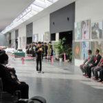 ◆開会行事での生徒代表挨拶
