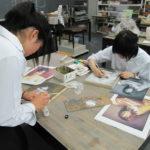 ◆油絵古典技法講座
