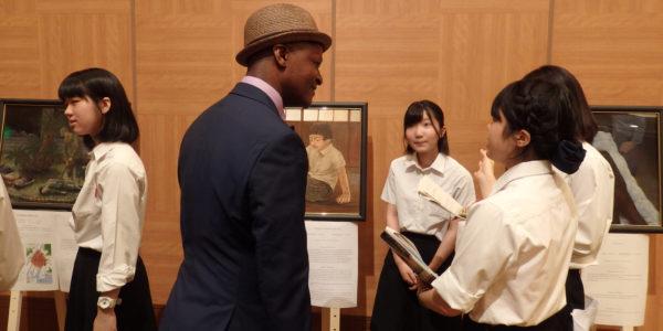 平和記念式典参列海外来賓受入プログラム