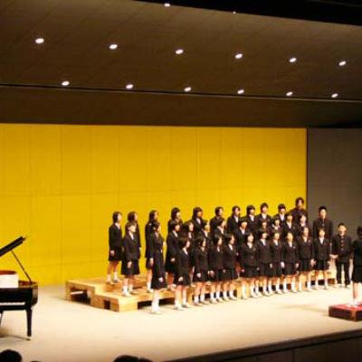 合唱コンクールが開催されました