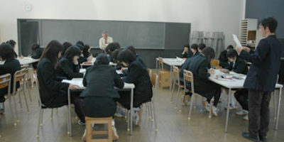 創造表現コース1年次研修(岡山・倉敷) 事前学習会を実施しました
