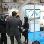 東京や地元のメディアに取材していただきました。
