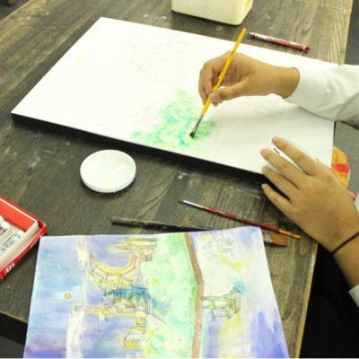 「未来の紙屋町」CM制作プロジェクト2