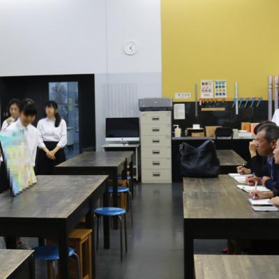「未来の紙屋町」CM制作プロジェクト3   完成披露会