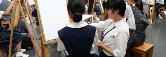 令和2年度  中学生対象美術講座について (案内)