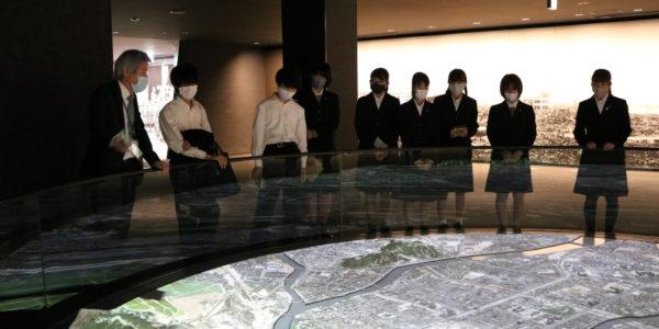 【原爆の絵制作レポート】広島平和記念資料館を訪れて