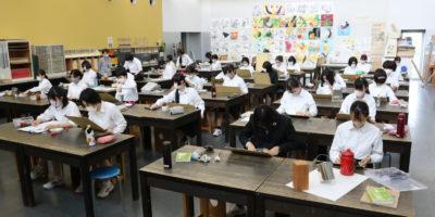 創造表現コース授業レポート「2年生の授業」